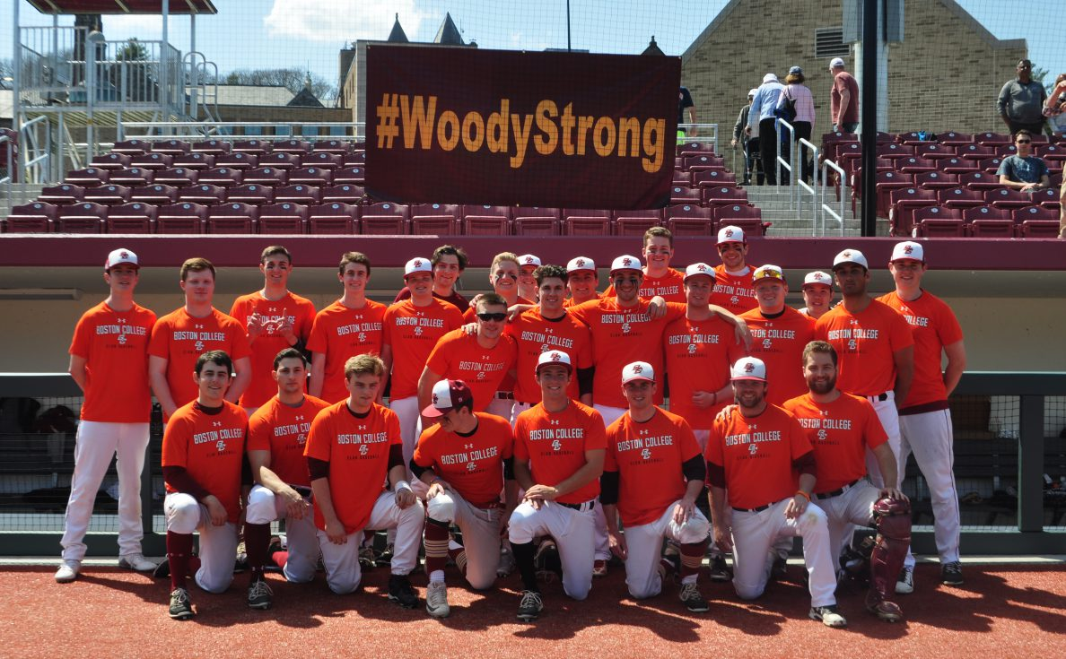 0ee14b5c Eagles Unveil New Jerseys for Spring Season – Boston College Club Baseball